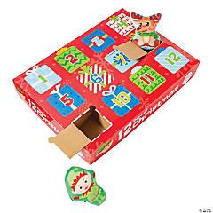 12 Days of Christmas Plush Gift Box Set