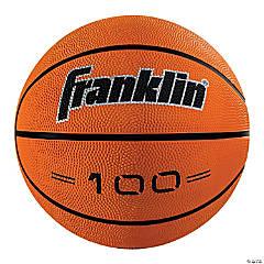 "12"" Franklin® Rubber Basketball"