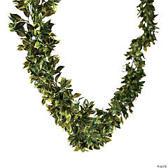 12 ft. Faux Eucalyptus Greenery Garland