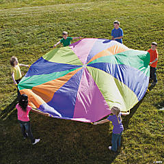 12 Ft. Super Sturdy Polyester Parachute