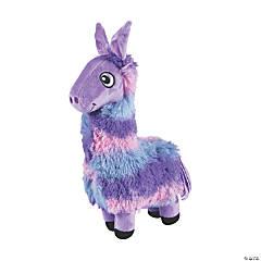"12"" Lala the Stuffed Llama"