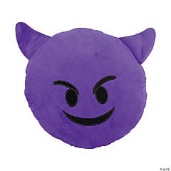 "12"" Plush Emoji Devil"