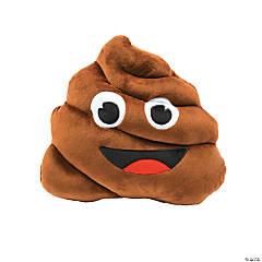 """13.5"""" Plush Poop Emoji"""