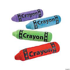 """13"""" Plush Crayon Assortment"""