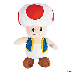 "14"" Plush Nintendo® Toad"