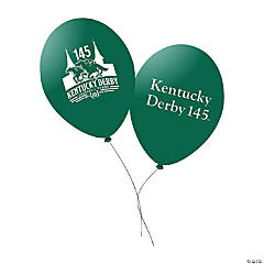 "145th Kentucky Derby™ 11"" Latex Balloons"