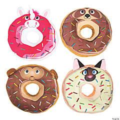 "15"" Plush Donut Animal"