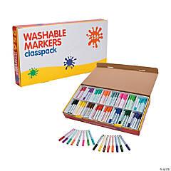 16-Color Washable Marker Pack