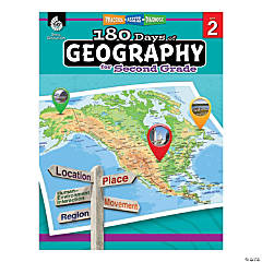180 Days of Geography - 2nd Grade