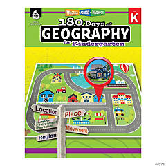 180 Days of Geography - Kindergarten