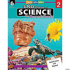 180 Days of Science for Grade 2