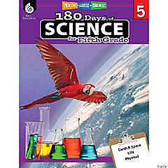180 Days of Science for Grade 5