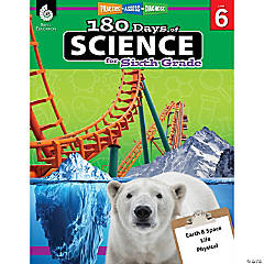 180 Days of Science for Grade 6