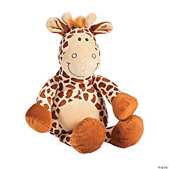 "19"" Stuffed Giraffe"