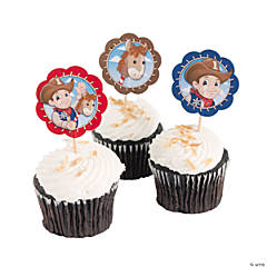 1st Birthday Cowboy Picks