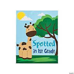 1st Grade Pocket Folders