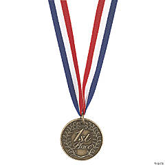 1st Place Gold Medals