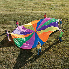 20 Ft. Super Sturdy Polyester Parachute