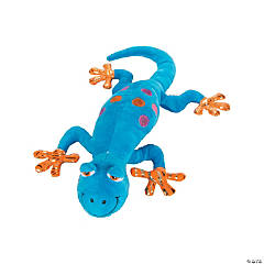 "20"" Lenny the Stuffed Lizard - Small"
