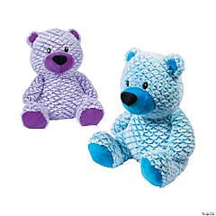 "20"" Two-Tone Stuffed Bear"