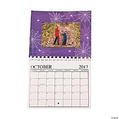 2017 Photo Frame Calendar