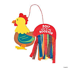 2017 Year of the Rooster Mobile Craft Kit