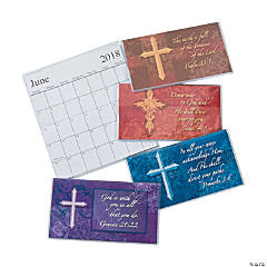 2018 - 2019 Expressions of Faith Pocket Calendars