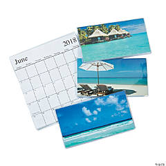 2018 - 2019 Tropical Pocket Calendars