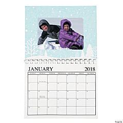 2018 Photo Frame Calendar