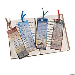 2018 Religious Calendar Bookmarks