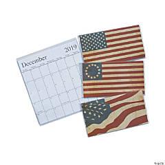 2019 - 2020 Americana Pocket Planners