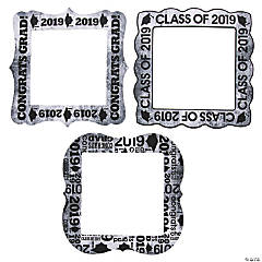 2019 Graduation Frame Cutouts