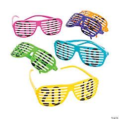 2019 Neon Shutter Glasses