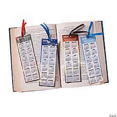 2019 Religious Calendar Bookmarks