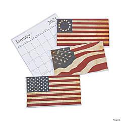 2020 - 2021 Americana Pocket Calendars