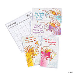 2020 - 2021 Angel Pocket Calendars