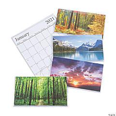 2020 - 2021 Nature Pocket Calendars