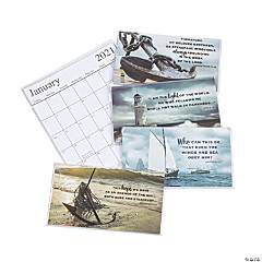 2020 - 2021 Nautical Pocket Calendars