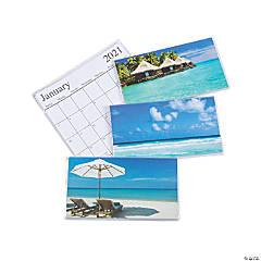 2020 - 2021 Tropical Pocket Calendars