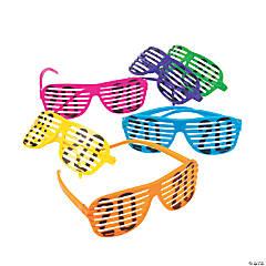 2020 Neon Shutter Glasses
