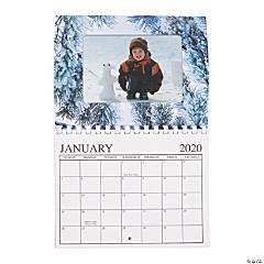 2020 Photo Frame Calendar