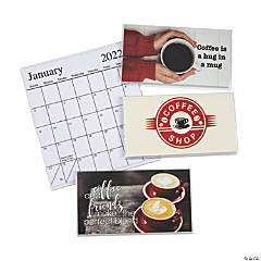 2021-2022 Coffee Pocket Calendars