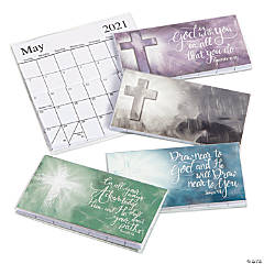2021 - 2022 Expressions of Faith Pocket Calendars