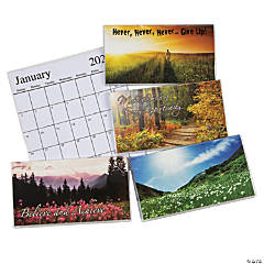 2021 - 2022 Motivational Pocket Calendars