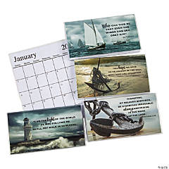 2021 – 2022 Nautical Pocket Calendars