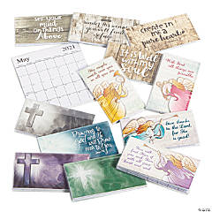 2021 - 2022 Religious Pocket Calendar Assortment
