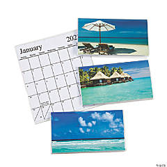 2021 - 2022 Tropical Pocket Calendars
