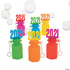 2021 Bright Bubble Bottles