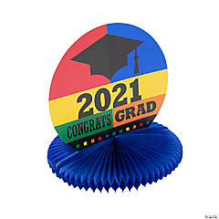 2021 Congrats Grad Centerpiece