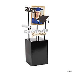 2021 Graduate Photo Centerpiece